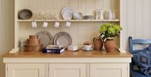 Furniture / Classic Shaker and Artisan freestanding painted furniture from John Lewis of Hungerford