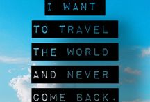 TRAVEL - PLACES I'VE BEEN