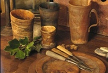 """Medieval Rustic Life and Artifacts / A study in medieval architecture and town life for my fictional New Eden Township in """"The Biodome Chronicles"""", series in progress.  Check out the concept board for this book: http://pinterest.com/jesikahsundin/the-biodome-chronicles-book-series/.  Visit my website: https://www.jesikahsundin.com"""