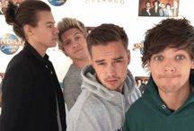 those four idiots / they may be idiots, but they're my idiots ;) / by Lydia