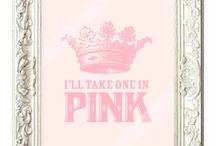 Pink / by Mac Rena