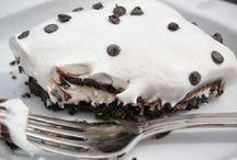 Desserts / My prefered desserts