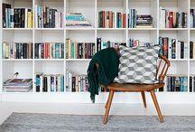 HOME INTERIOR | Library