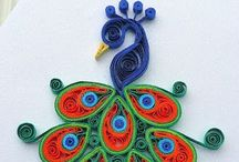 Quilled Animals / by Heidi Cook