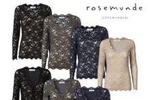Rosemunde / #Rosemunde collection http://www.choopin.dk/shop/rosemunde.html