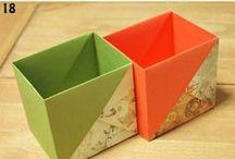 Box & Paper