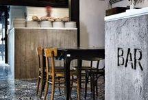 INTERIOR | Cafes & Restaurants