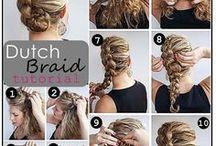 inspiration - hair do / tutorial