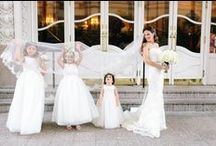Flower Girls Steal the Show