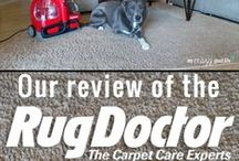 For Our Fans / We love what you do with Rug Doctor! Here we'll re-pin before and after shots and other ways Rug Doctor fans are refreshing their homes.