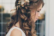 Prom Ideas                                             (Hair, makeup, dress)