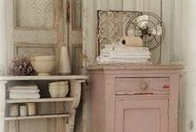 The shabby chic spot / Dedicated to all things shabby chic and more. Follow me and I'll follow you :0)