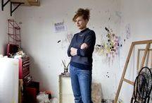 CommonRoom / Kate Hawkins' home tour for Design*Sponge