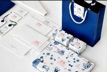 branding / 名刺・封筒・紙袋・パッケージ等