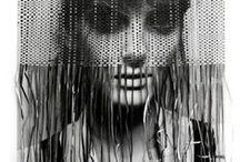 """{a morta} / Referências visuais para o desenvolvimento da cenografia da peça """"A Morta"""" de Oswald de Andrade"""