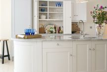 Kitchens   Original Shaker / The contemporary simplicity of the Shaker kitchen gives it timeless appeal.