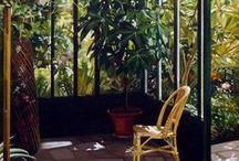 Interior Paintings / Peintre réaliste contemporain Contemporary realist painter