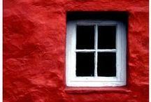 Colour Palette - RED / Colour Palette - RED