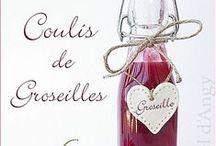 Inspiration boissons, huiles et bocaux / Avec ou sans alcool, végétales ou glacées, sirops...