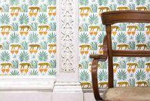 C.F.A. Voysey Wallpaper