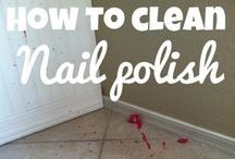 For Those Stubborn Stains / We're here to help you remove those stubborn stains!