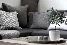 Simply Scandiful! / For an on-trend scandi style, use this board for some inspiration!