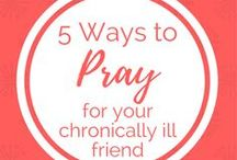 Bible Study Tips for the Chronically Ill / Bible study tips to help those who are facing chronic illness | Prayer | Faith | What it means to be a Christian |  How to study the Bible | How to know God's will | How to become a Christian | Hope | Being rooted in Christ while treating Lyme Disease | Christian chronic illness resources