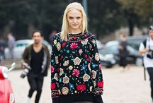 Street Style / #StreetStyle from the best #fashion #blogs and #magazines My favorite #looks