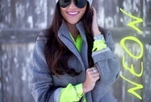 NEON / we love NEON clothes. welcome to all our NEON co pinners.