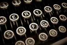 Typewriters & Writing Instruments / Vintage writer's tools and typewriters