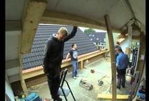 Hoe wordt een dakkapel gemaakt?