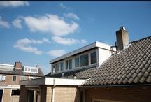 Renovaties / Klok Dakkapellen plaatst niet alleen nieuwe dakkapellen, maar voert ook renovaties uit. Meer informatie: www.klokrenovatie.nl.