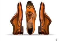 Lace-Ups: The Brogue; It's All In the Detail / Updated style that emphasizes the detail for a modern, contemporary shoe with a distinguishing look