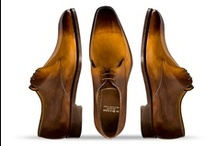 """Lace-ups: The Blucher; Today's Modern Derby / Our take on the Modern Derby continues wins as a popular, versatile """"shoe"""" choice available in a variety of styles and colors for a dressy or hip style."""