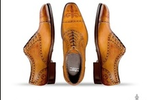 """Lace-ups: The Oxford; A Classic Redefined / With the DB """"twist"""", we've totally modernized our Oxford selection to include several options and styles to express the individuality of today's well-dressed man. It's a Classic re-defined."""