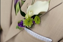 weddings, mens flowers / by Keith Lapham
