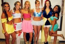 Costumes/Themes / by Derika Buckner