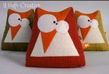 Il Gufo Creativo - Handmade designs / Il Gufo Creativo handmade designs style