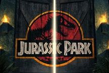 Jurassic Park / My #1 Movie of all time! / by Jordan Kennedy