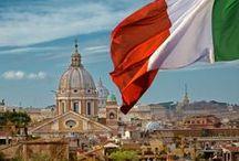La Dolce Vita - Forza Italia! / Colourful, Romantic, Historic, Passionate, Gastronomic, Picturesque ITALY! / by Nikki Williams