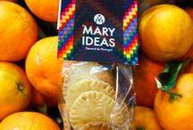 MARY ideas BOLACHAS / Bolachas por MARY IDEAS