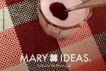 MARY ideas SUGESTÕES / sugestões por MARY IDEAS
