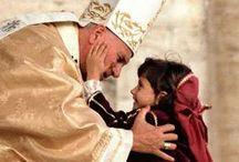 "St. Pope John Paul ii / "" Totus Tuus """