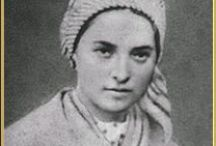 St.Bernadette Soubirous / Visioner of Our Lady of Lourdes