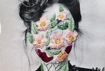 Embroidery / Sticken