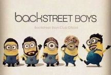 Backstreet Boys / If you want it to be good girl Get yourself a bad boy