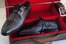 La Collezione / Scarpe Artigianali di Lusso per Uomo