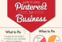 Pinterest For Business / Information to help your business getting started