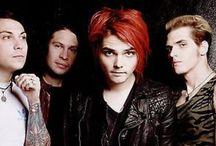 <3 My Chemical Romance <3 / Killjoys Never Die !!!