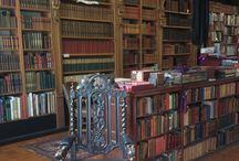 Bookshelves / The beauty of a bountiful bookshelf!